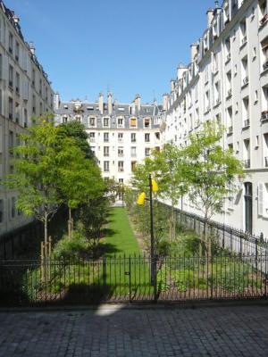 Ensemble immobilier rue Legendre Paris 17e