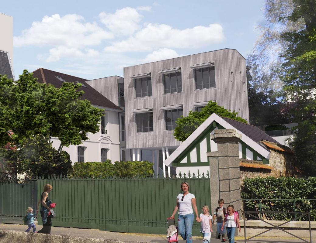 Ecole Gerbert d'Aurillac à Boulogne Billancourt
