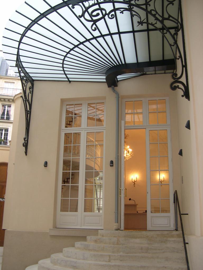 Rénovation d'un ancien hôtel particulier du XIXe siècle