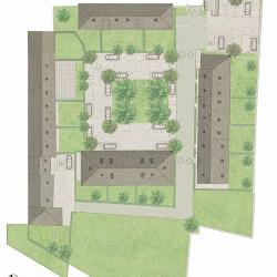 Plan masse paysager 5