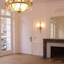 Restructuration des locaux de la CNMSS à Paris 16e